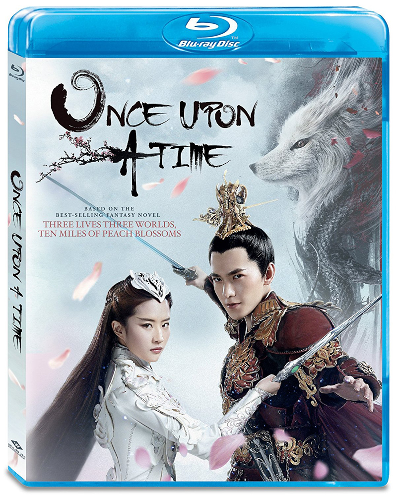 Once Upon a Time Blu-ray 812491019405