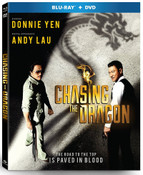 Chasing the Dragon Blu-ray/DVD
