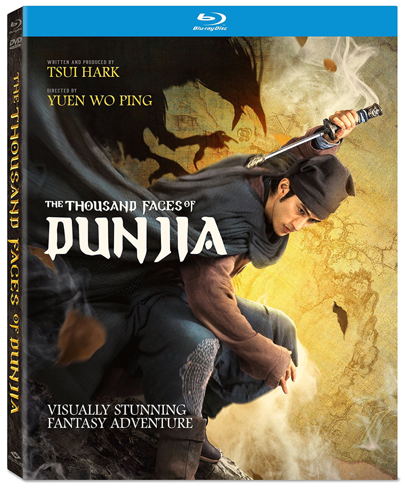 The Thousand Faces of Dunjia Blu-ray 812491019641