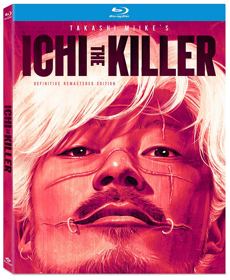 Ichi the Killer Blu-ray 812491019658