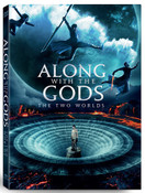 Along with the Gods The Two Worlds DVD