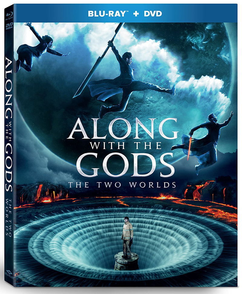 Along with the Gods The Two Worlds Blu-ray/DVD 812491019696