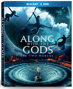Along with the Gods The Two Worlds Blu-ray/DVD