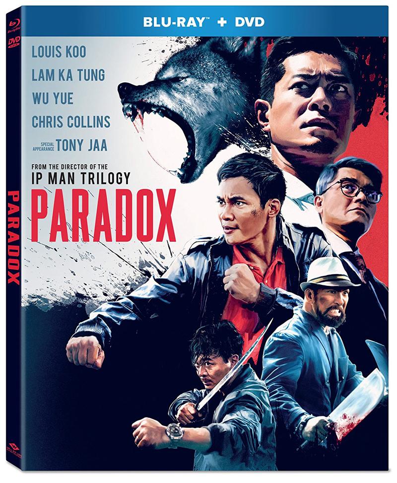 Paradox Blu-ray/DVD 812491019726
