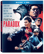 Paradox Blu-ray/DVD