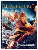 The Monkey King 3 DVD