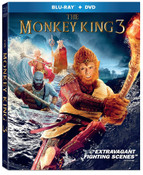 The Monkey King 3 Blu-ray/DVD