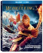 The Monkey King 3 Blu-ray/DVD