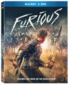 Furious Blu-ray/DVD