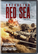 Operation Red Sea DVD