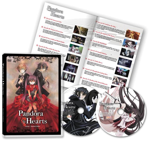 Pandora Hearts Set 1 DVD