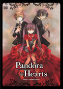 Pandora Hearts Set 1 DVD