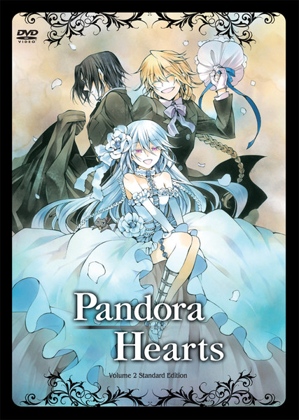 Pandora Hearts Set 2 DVD