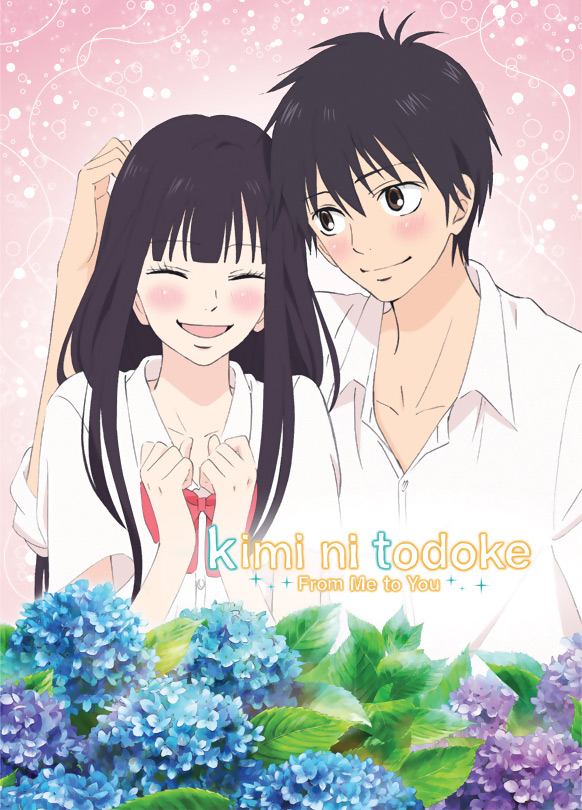 Kimi Ni Todoke From Me to You Set 3 Blu-Ray/DVD Premium Edition 813633011974