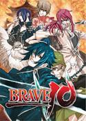 Brave 10 Premium Edition Blu-ray