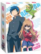 Toradora! Complete Series Premium Edition Blu-ray/DVD