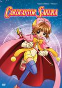 Cardcaptor Sakura Set 1 DVD