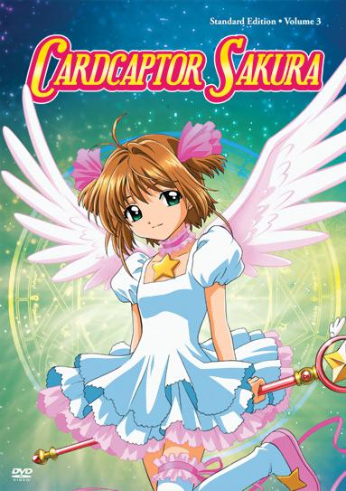 Cardcaptor Sakura Set 3 DVD