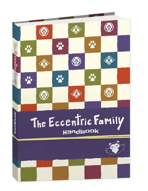 Eccentric Family Alt2