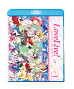 Love Live! School Idol Project Season 1 Standard Edition Blu-ray