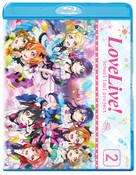 Love Live! School Idol Project Season 2 Blu-ray