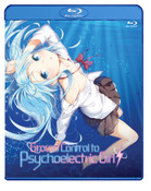 Ground Control to Psychoelectric Girl Blu-ray