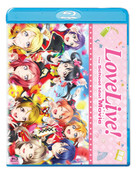 Love Live! The School Idol Movie Standard Edition Blu-ray