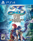 Ys VIII Lacrimosa of DANA PS4 Game