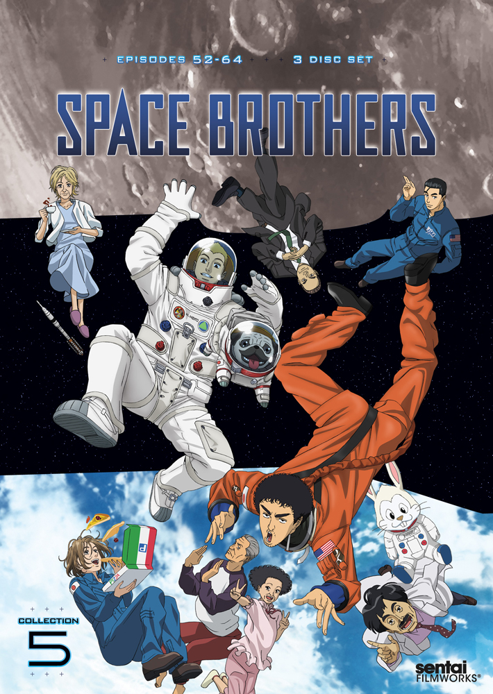 Space Brothers Collection 5 DVD
