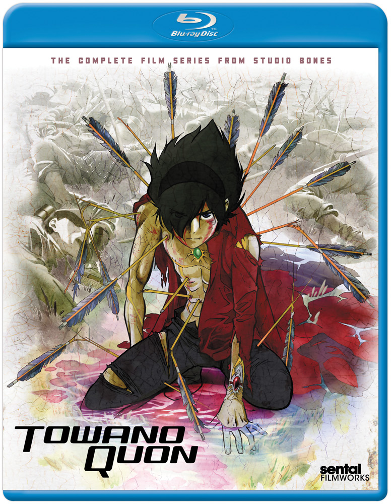 Towanoquon Blu-ray 814131010322