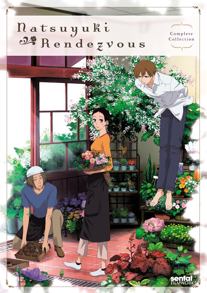 Natsuyuki Rendezvous DVD 814131010445