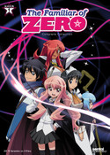 The Familiar of Zero Season 1 DVD