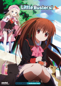 Little Busters Collection 2 DVD