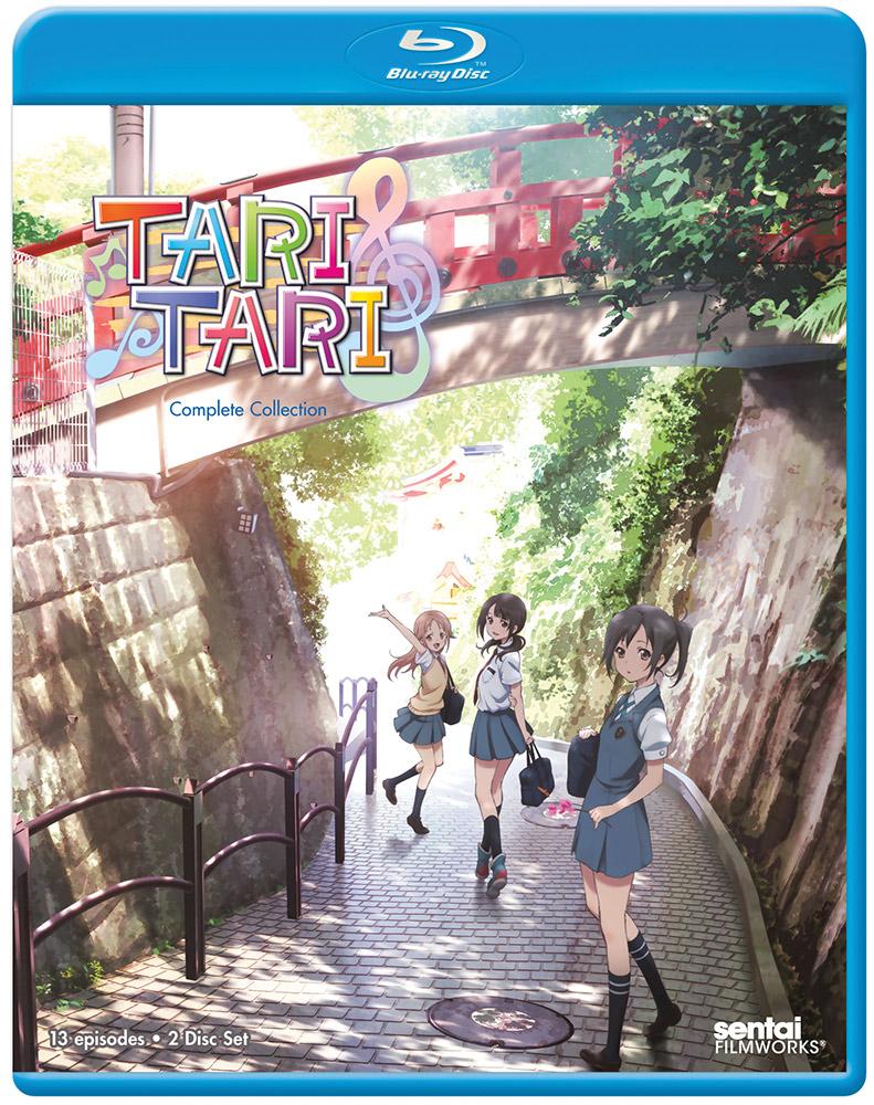 TARI TARI Blu-ray 814131010568