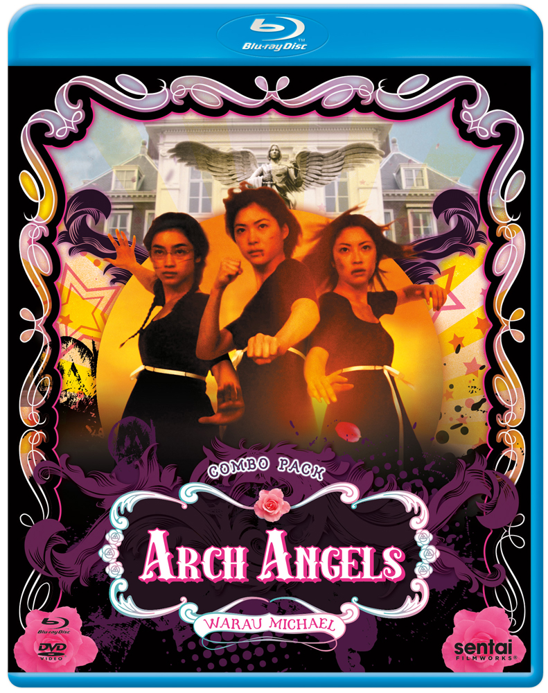 Arch Angels Blu-ray/DVD 814131010599