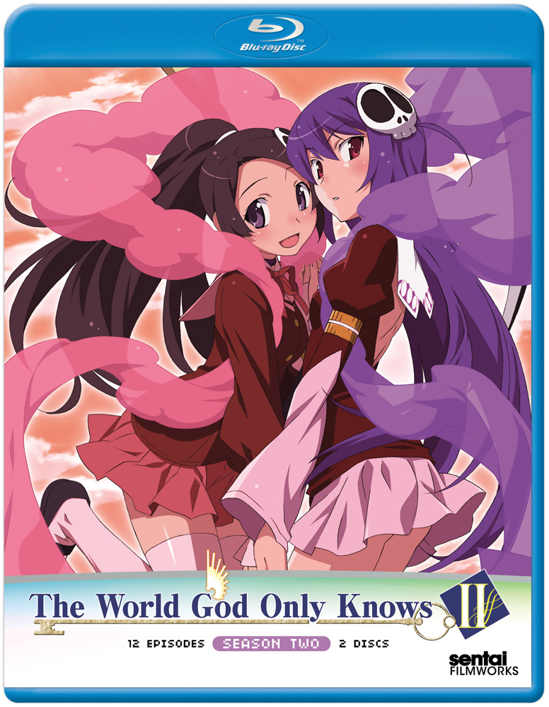 The World God Only Knows II Blu-ray 814131010629