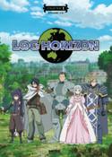 Log Horizon Collection 1 DVD