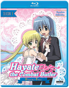 Hayate the Combat Butler Season 1 Blu-ray