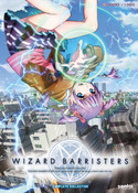 Wizard Barristers DVD