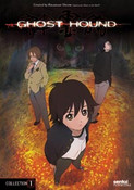 Ghost Hound Collection 1 DVD