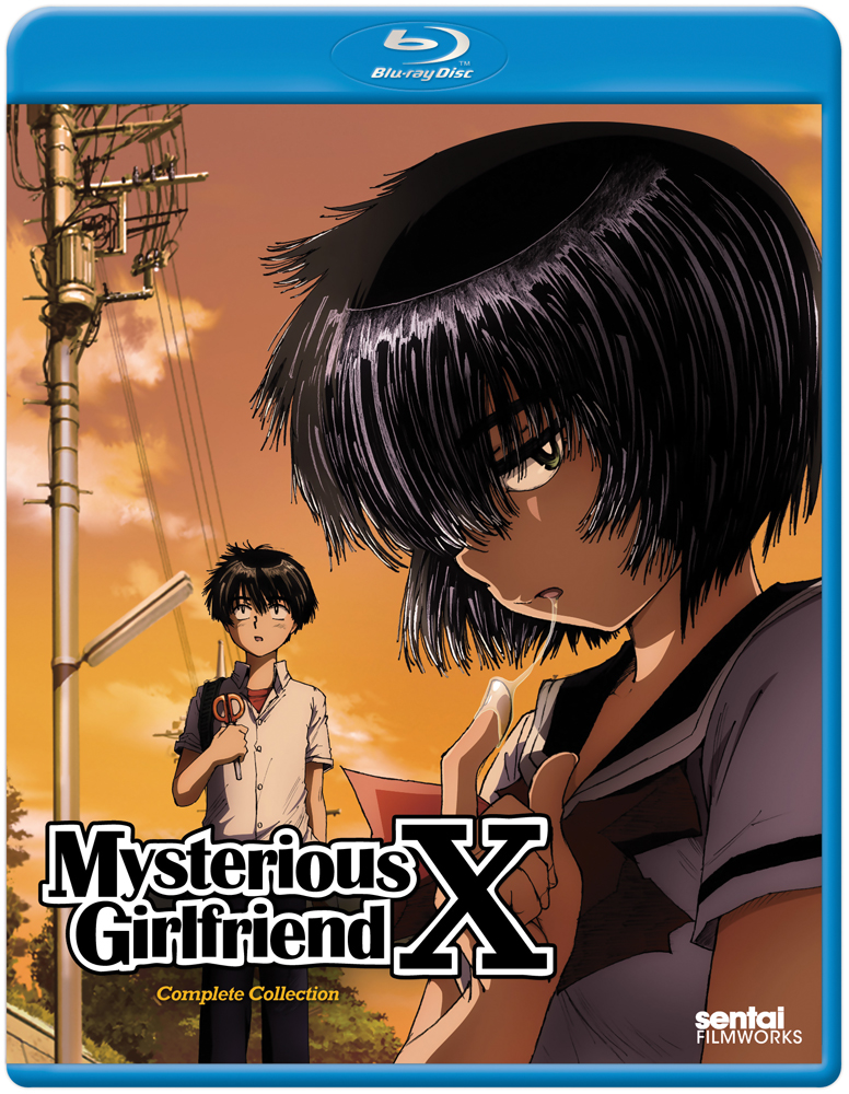 Mysterious Girlfriend X Blu-ray 814131010742