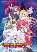 Blade Dance of the Elementalers DVD