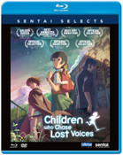 Children Who Chase Lost Voices Blu-ray/DVD Sentai Selects
