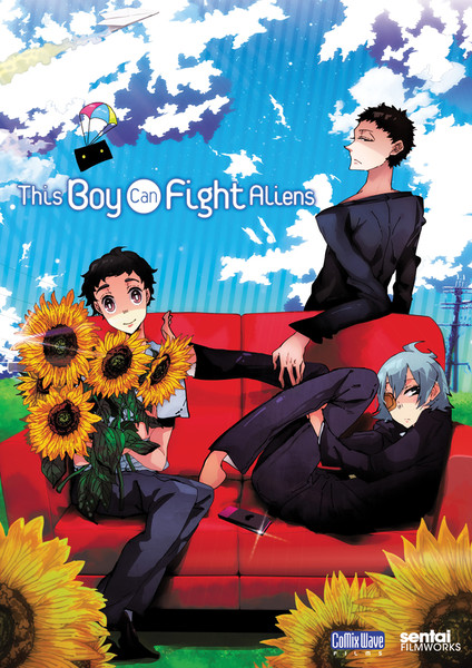 This Boy Can Fight Aliens DVD