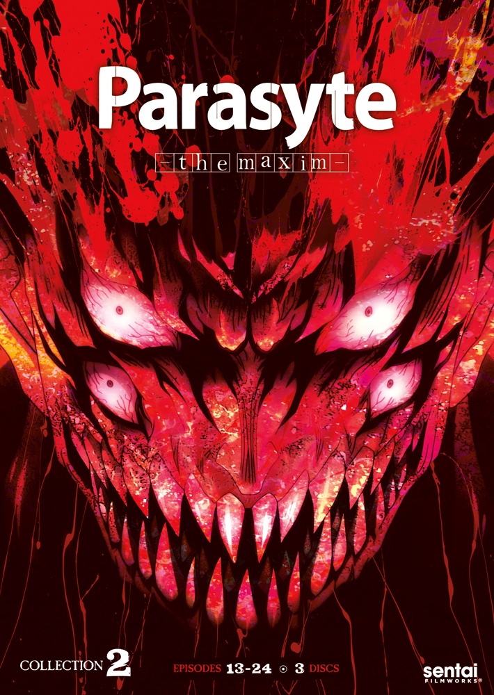 Parasyte ~ the maxim Collection 2 DVD 814131010988