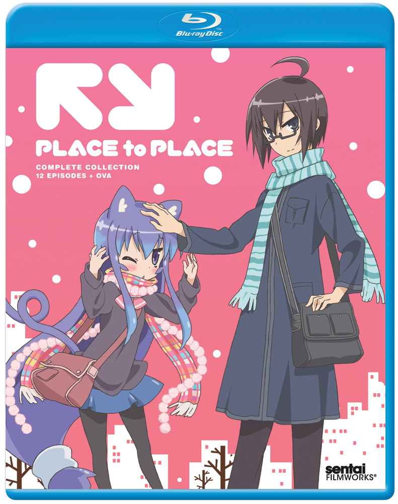 Place to Place Blu-ray 814131011060