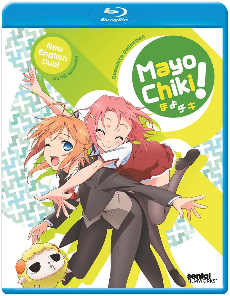 Mayo Chiki Blu-ray