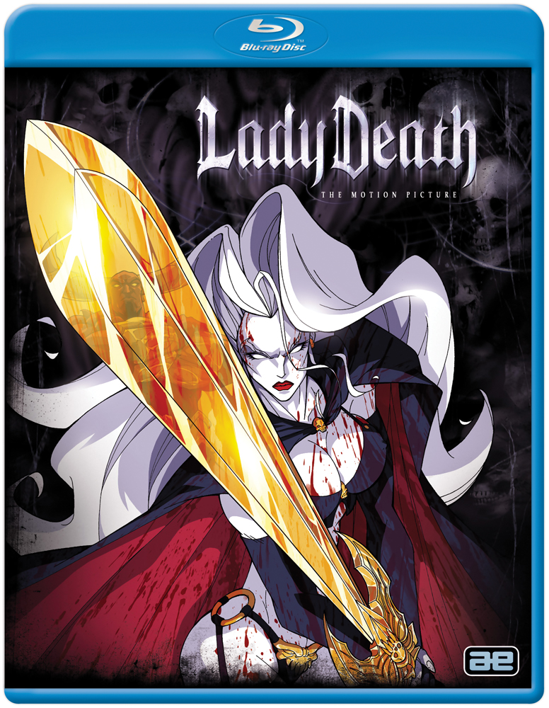 Lady Death Blu-ray 814131011312