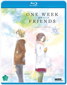 One Week Friends Blu-ray
