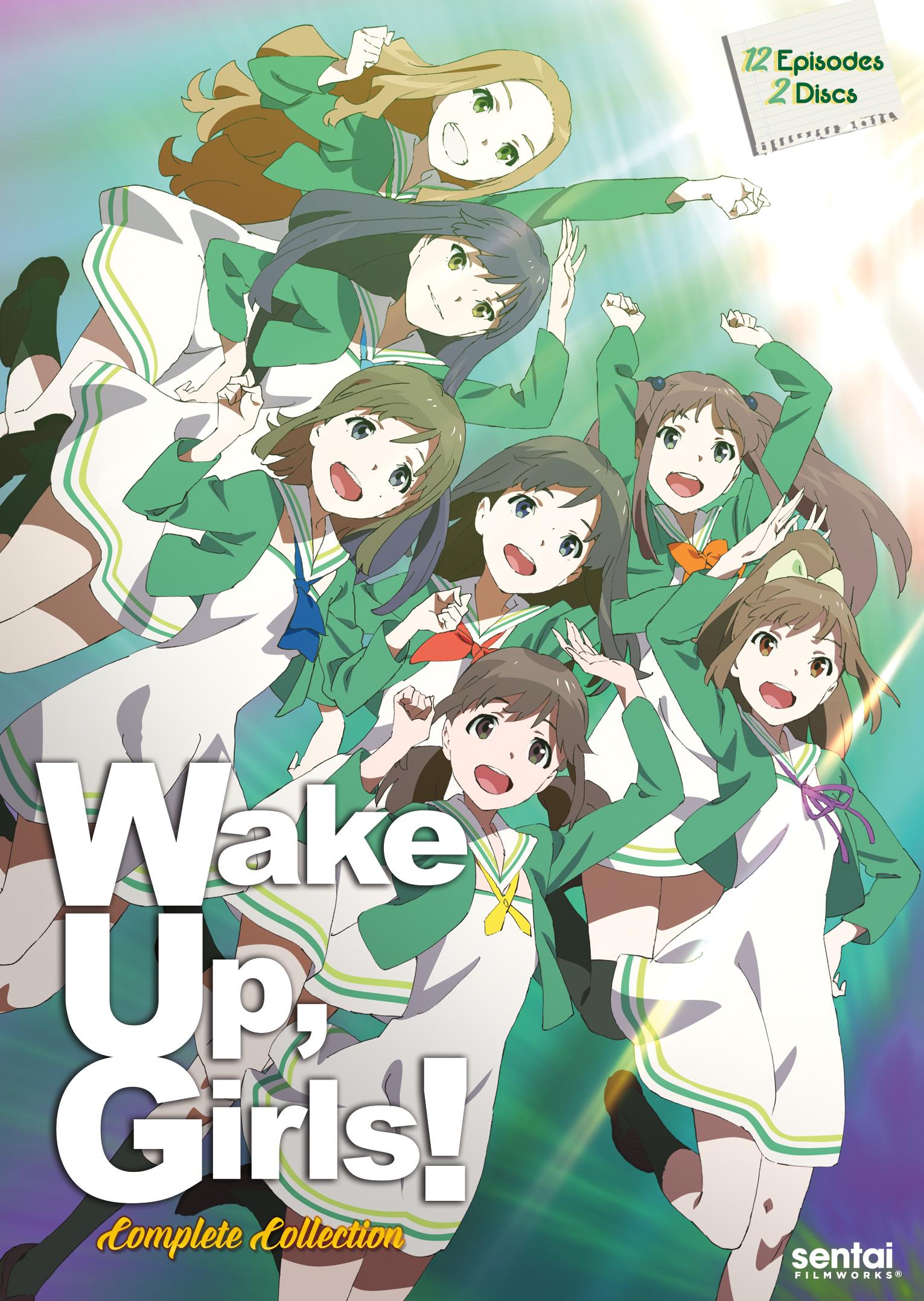 Wake Up, Girls! DVD 814131011381